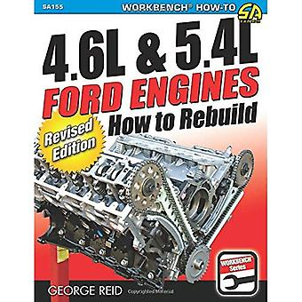 4.6l and 5.4l Ford Engines: How to Rebuild (Workbench)