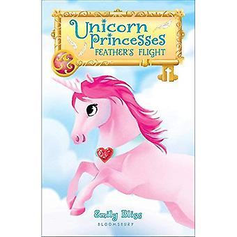 Unicorn prinsesser #8 fjær i fly av Emily Bliss