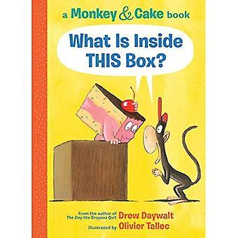 ¿Qué es dentro de esta caja? (Mono y torta #1)