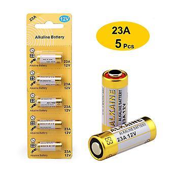 Αλκαλική μπαταρία 23A 12V (5-pack)