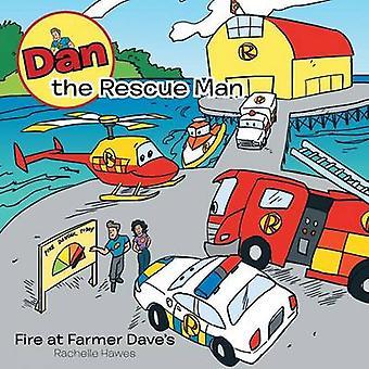 Dan Rescue Man Fire yrityksessä Farmer Daves by Hawes & Rachelle