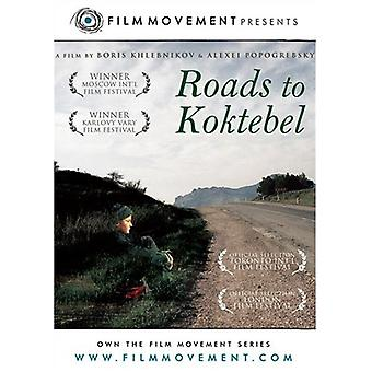Roads to Koktebel [DVD] USA import