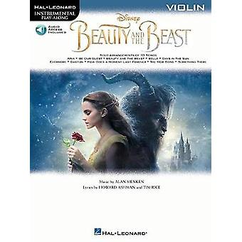Beauty And The Beast - Violin by Alan Menken - 9781495096167 Book