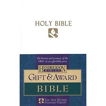 NRSV Pew Bible by Hendrickson Publishers - 9781565634947 Book