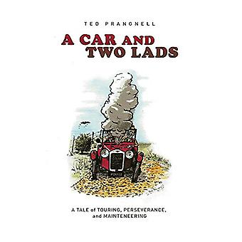 A Car and Two Lads by A Car and Two Lads - 9781785075544 Book