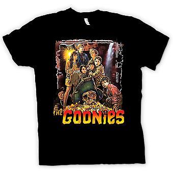 Kids T-shirt - The Goonies Treasure - Movie