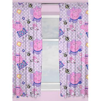 Peppa Pig Happy Curtains