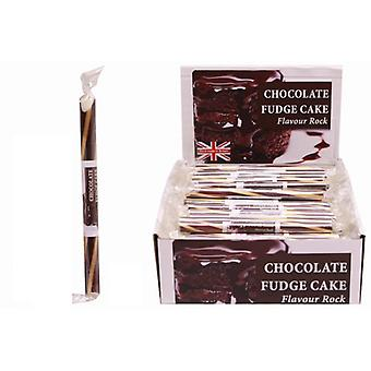 20 kleine aromatisierte Rock Sticks - Fudge Cake Flavour
