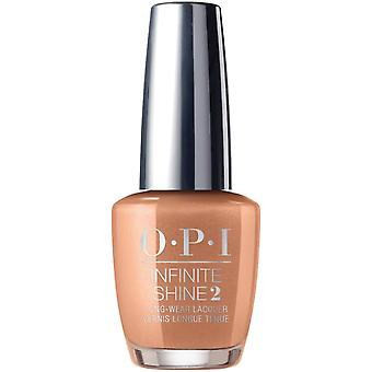 OPI Infinite Shine Sweet Carmel Zondag - California Dreaming 2017 Nail Polish Infinite Shine 10 Day Wear (ISLD44) 15ml