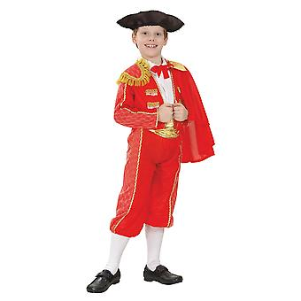 Bristol Novelty Childrens/Kids Matador Costume