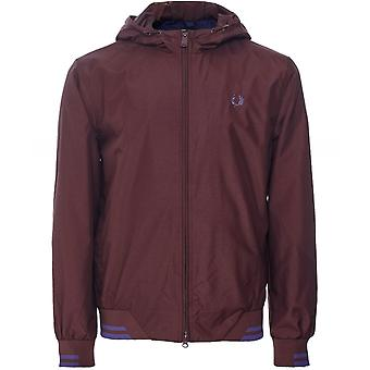 Fred Perry Hooded Sports Jacket J7500 799