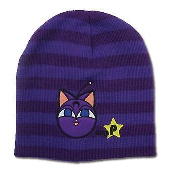 Beanie Cap - Sailor Moon - New Luna P Black Moon Anime Hat ge32440
