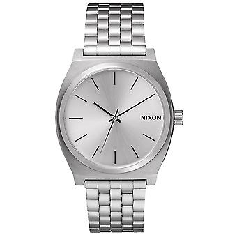 Nixon Time Teller Quartz Analog Man Watch with A0451920 Stainless Steel Bracelet