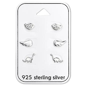 Animal - 925 Sterling Silver Sets - W28486x