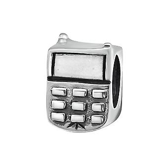 Handy - 925 Sterling Silber Plain Beads - W5595X