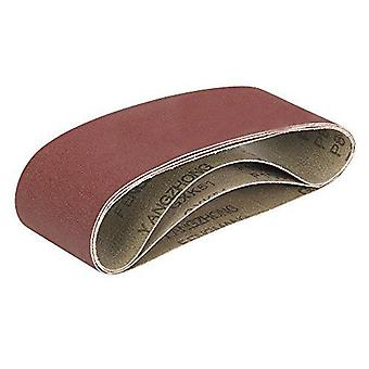 Triton Sanding belts (belt sander compact) Grano 60, 3 pcs