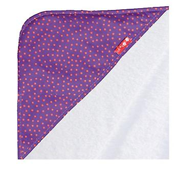 Coconut layer of salt bath Bloom Spoty (textile, kids, bath linen)