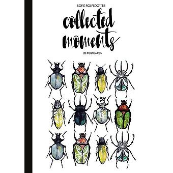 Collected Moments. 20 Postcards 9789163612039