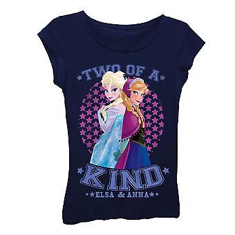 Disney Frozen twee van een vriendelijke meisjes 7-16 Tee Shirt