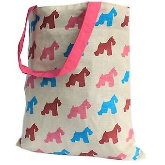 Dog Tote Reversable Bag