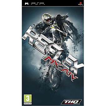MX vs ATV Reflex (PSP)-fabriken förseglad