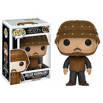 Fantastic Beasts and Where to Find Them Jacob Pop! Vinyl