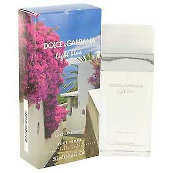 Light Blue Escape To Panarea By Dolce & Gabbana Eau De Toilette Spray 1.6 Oz (women) V728-513444