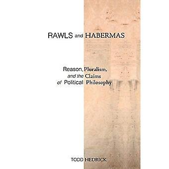 Rawls og Habermas: grunn pluralisme og kravene til politisk filosofi