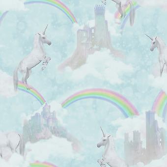 Eu acredito em unicórnios wallpaper Holden