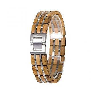 Element Bracelet Wadtime Barrique Silver Colored - EL-B01