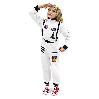 Seikkattaen astronautti lapset ' s puku, 7-9
