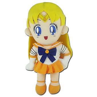 Plysch-Sailor Moon-Sailor Venus 17 ' ' ny mjuk docka anime licensierad ge52022