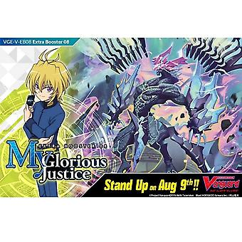 CFV My Glorious Justice Extra Booster Box (Pack of 12)