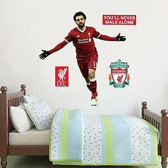 Liverpool Wall Art Salah