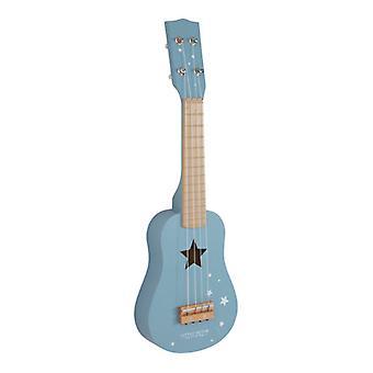 Little dutch gitaar blauw LD4409