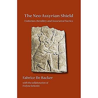 Asyryjski Tarcza: Ewolucja, heraldyka i powiązanych taktyki (materiał kultury starożytnego Bliskiego Wschodu)