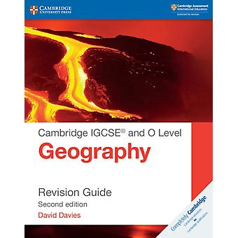 Cambridge IGCSE R and O Level Geography Revision Guide by David Davies