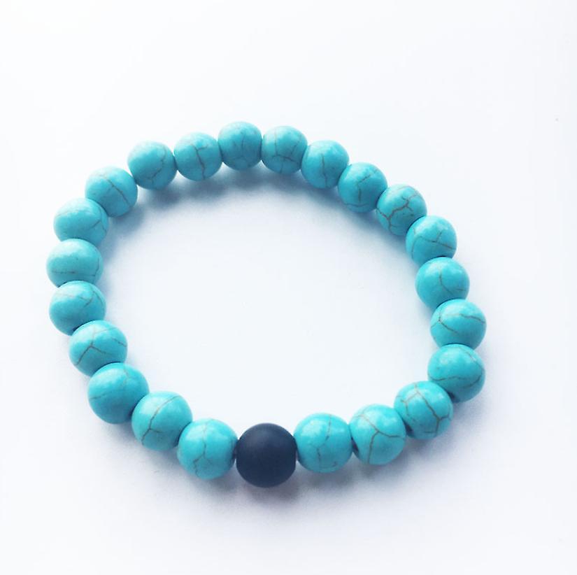 Aromatherapy beaded bracelet