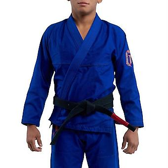 Gameness air pro bjj gi blue