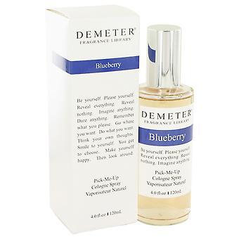 Demeter av Demeter Blueberry Köln Spray 4 oz/120 ml (kvinner)