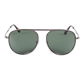 Tom Ford Jason-02 FT0621 08R 59 gepolariseerde Aviator zonnebrillen