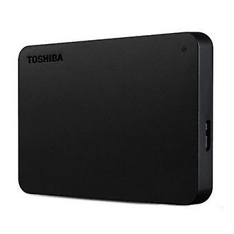 Extern hårddisk Toshiba HDTB410EK3AA 1 TB 2,5&USB 3.0 Svart