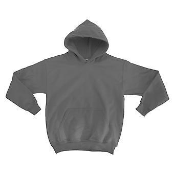 Gildan pesado misturar Childrens Unisex moletom com capuz Top / camisola com capucho