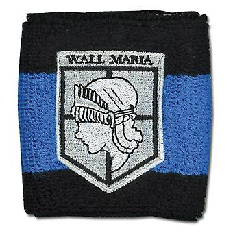 Sweatband - Attack on Titan - New Wall Maria Toy Anime Licensed ge64754
