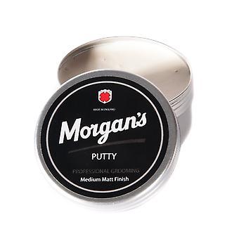 Morgans Hair Styling Putty Medium Matt Finish 75ml