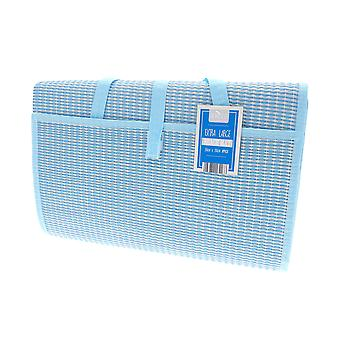 Country Club XL Beach Mat, Blue 200 x 200cm