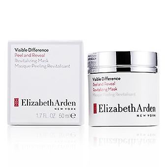 Elizabeth Arden Différence visible Peel et amp; Révéler Masque revitalisant 50ml/1.7oz