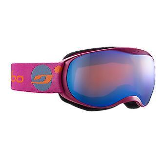 Julbo Ski Mask Atmo Fuchsia Orange Flash Blue