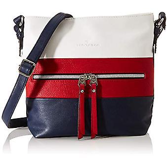 Tom Tailor Acc Ellen - Multicolored Women's Shoulder Bags (Maritim) 25.5x23.5x5.5 cm (W x H L)