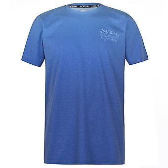 Hot Tuna Mens Dip Dye T Shirt Crew Neck T-Shirt Cotton Tee Top Casual